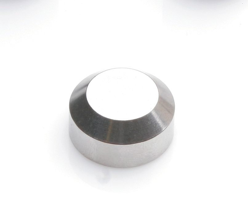 Stainless Steel Chamfer Caps
