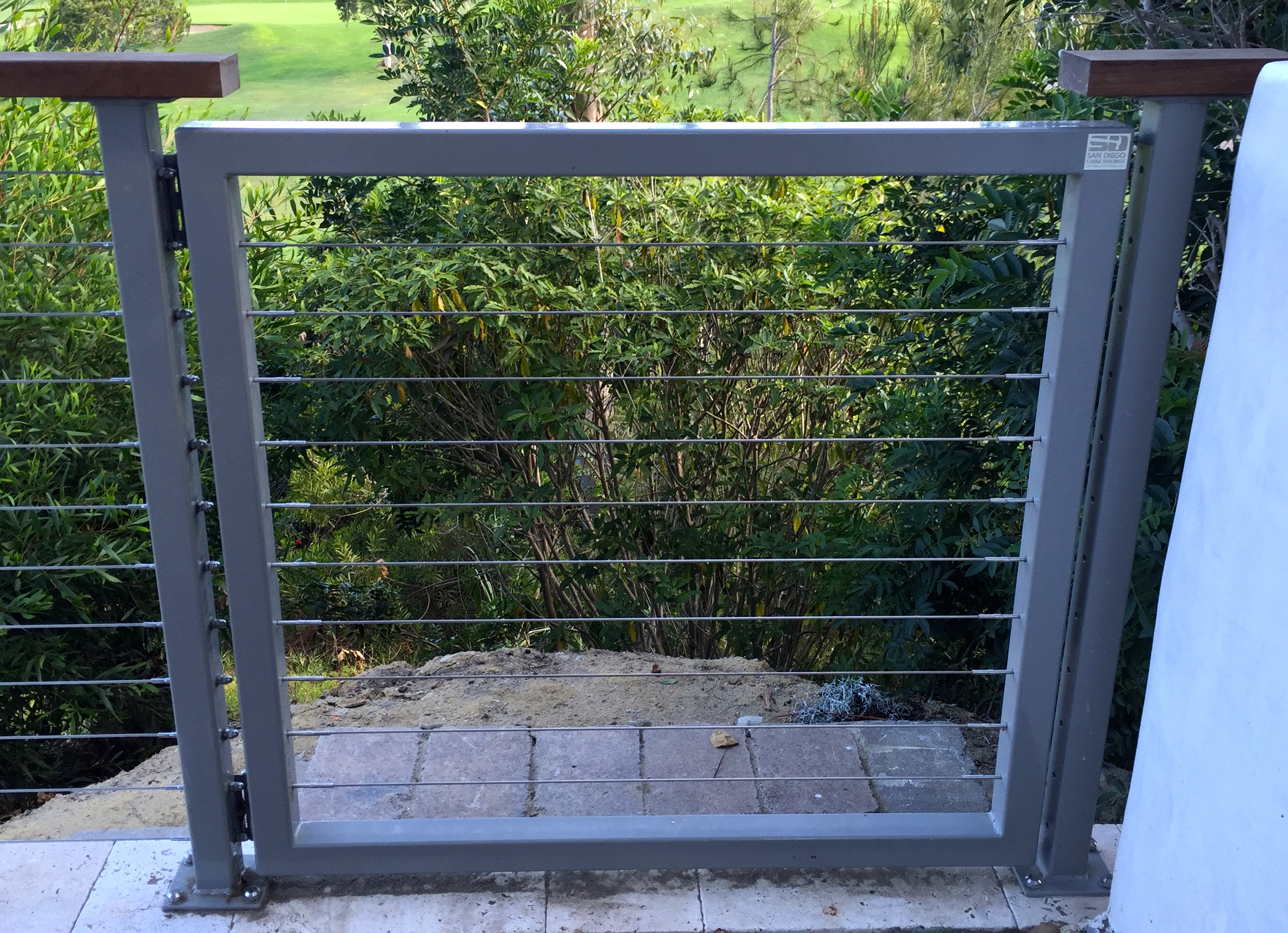 Stainless Steel Cable Gates