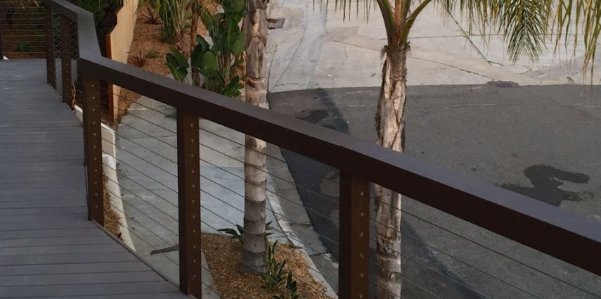 Do It Yourself Cable Railings San Diego Cable Railings