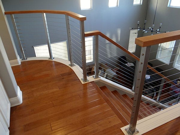 Interior Cable Railings