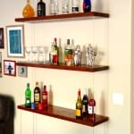stainless cable, cable shelving