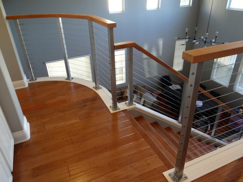 Engineering For Cable Railing Systems