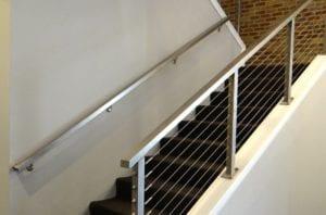 grab rails, handrails, graspable railings