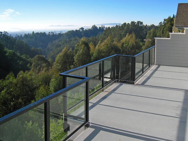 Glass Railing Systems - San Diego Cable Railings